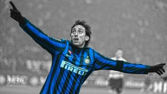 Photography stars cutout diego milito inter milan wallpaper