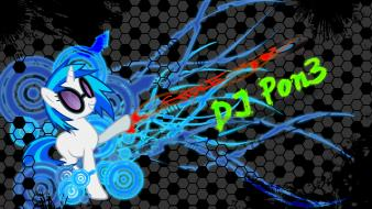 Pon-3 my little pony: friendship is magic wallpaper