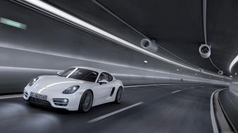 Porsche cayman speed 2013 wallpaper