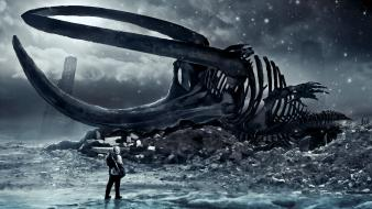 Science fiction romantically apocalyptic vitaly s alexius wallpaper