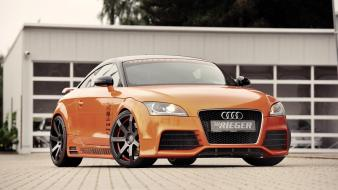 Streets cars audi roads vehicles tt rieger automobile wallpaper