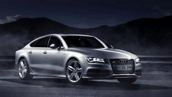 Streets cars audi vehicles a7 wallpaper