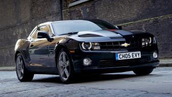 Streets cars vehicles chevrolet camaro ss Wallpaper