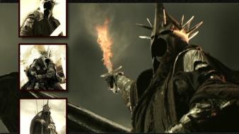 The lord of rings witch king wallpaper