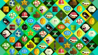 Video games mario ipad retina display wallpaper