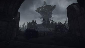 Video games post-apocalyptic screenshots survarium vostok wallpaper