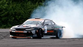 Wall drifting drift s15 driftworks wallpaper