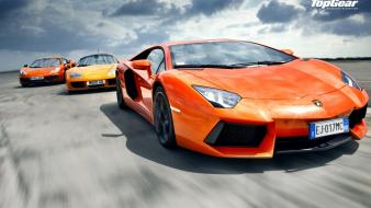 Cars top gear lambo mclaren noble m600 aventador Wallpaper