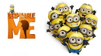 Despicable me minions movie posters fun 2 Wallpaper