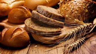 Food bread wheat free wallpaper