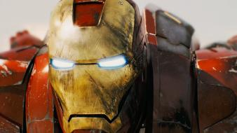 Iron man marvel comics the avengers (movie) wallpaper