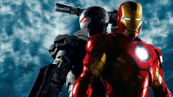 Iron man war machine 2 wallpaper