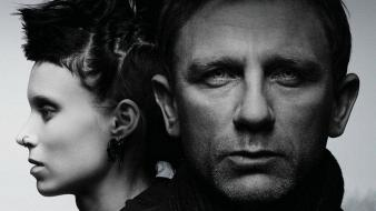 Mara millenium: the girl with dragon tattoo wallpaper