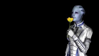 Mass effect asari 2 3 liara tsoni Wallpaper
