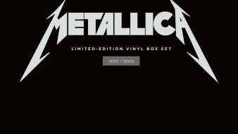 Metallica vinyl wallpaper