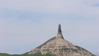 Nebraska chimney rock wallpaper
