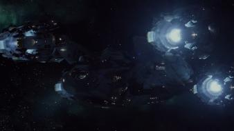 Outer space predator prometheus alien wallpaper
