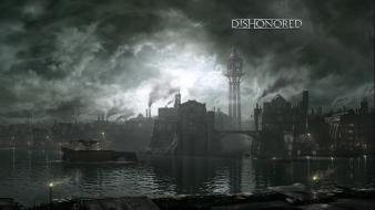 Playstation 3 dishonored ps3 wallpaper