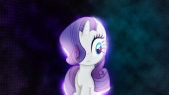 Ponies rarity my little pony: friendship is magic Wallpaper