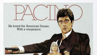 Scarface movie posters Wallpaper