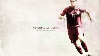 Soccer ronaldo football player wallpaper
