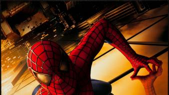 Spider-man movie posters Wallpaper