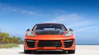 Stingray porsche panamera gtr wallpaper