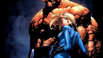 Sue storm thing low-angle shot steve mcniven wallpaper