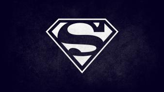 Superheroes logos superman logo Wallpaper
