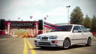 Video games cosworth ford sierra 1987 forza horizon wallpaper