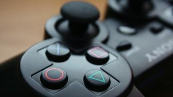 Video games sony playstation 2 game pad wallpaper