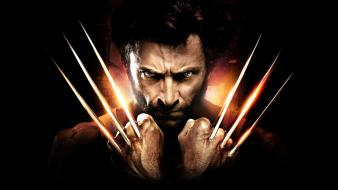 Wolverine film marvel comics hugh jackman claws wallpaper