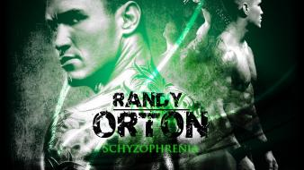 Wwe world wrestling entertainment randy orton schizophrenia Wallpaper