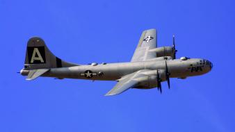 Airplanes bomber warbird boeing b-29 superfortress wallpaper