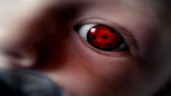 Baby sharingan wallpaper