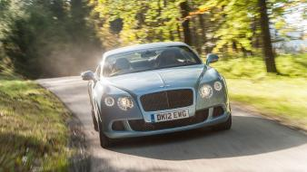 Bentley supercars gt speed 2013 wallpaper