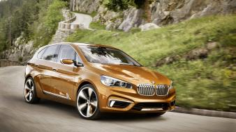 Bmw concept motion active cars Wallpaper