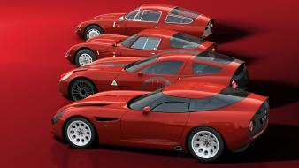 Cars alfa romeo zagato wallpaper