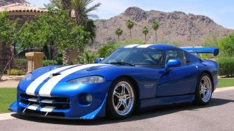 Cars dodge viper gts stryker wallpaper