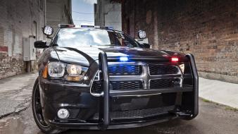 Cars lancer dodge charger 2014 police cruiser wallpaper