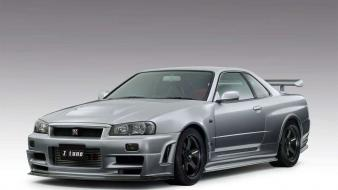 Cars nissan skyline jdm japanese domestic market r34 wallpaper