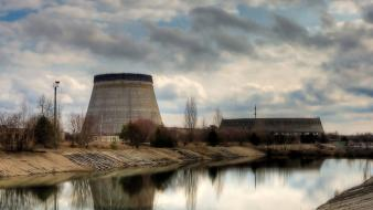Chernobyl nuclear power plants Wallpaper