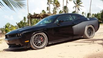 Dodge fast and furious challenger srt r/t wallpaper