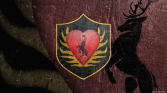 Game of thrones emblems stannis baratheon wallpaper