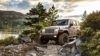 Jeep wrangler rubicon auto wallpaper