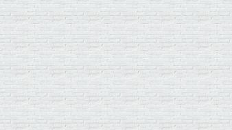 Minimalistic white wall wallpaper