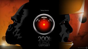 Movies 2001: a space odyssey science fiction wallpaper