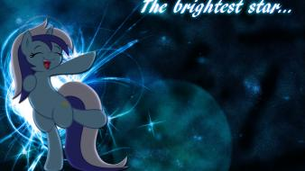 My little pony: friendship is magic colgate minuette wallpaper