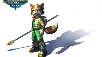 Nintendo gamecube star fox starfox adventures wallpaper