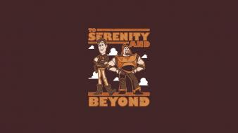 Serenity firefly toy story crossovers disney wallpaper